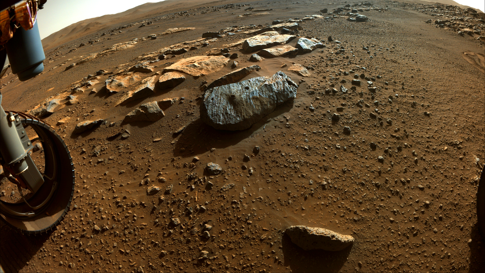 Perseverance Rover de la NASA recopila piezas de rompecabezas de la historia de Marte