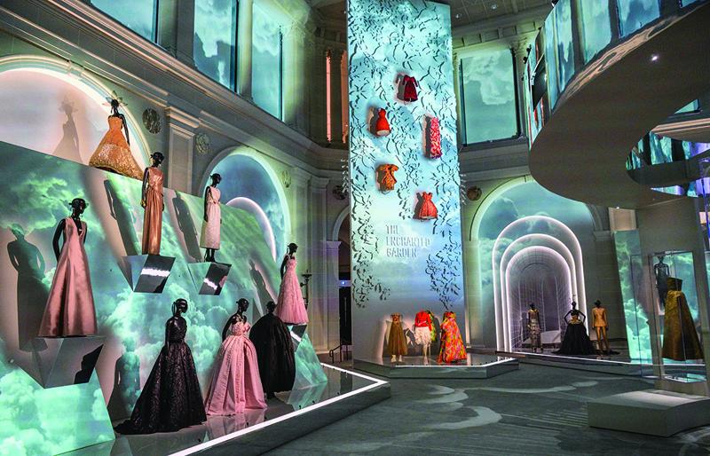 Exposición de Nueva York celebra la influencia estadounidense de Dior