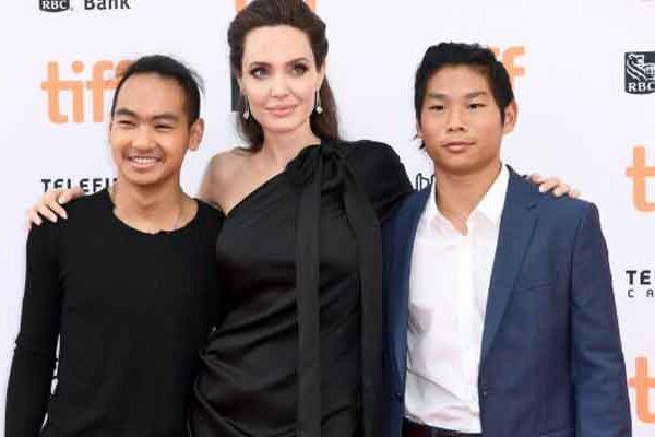 El libro de Angelina Jolie sobre los derechos del niño ya está disponible en Gran Bretaña
