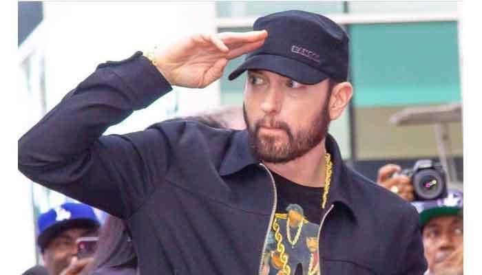 Eminem comparte clip de su próxima canción