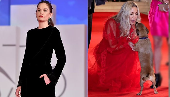 Festival de Cine de Venecia 2021: Ruth Wilson y Kate Hudson deslumbran en el estreno de »Mona Lisa y la luna de sangre»