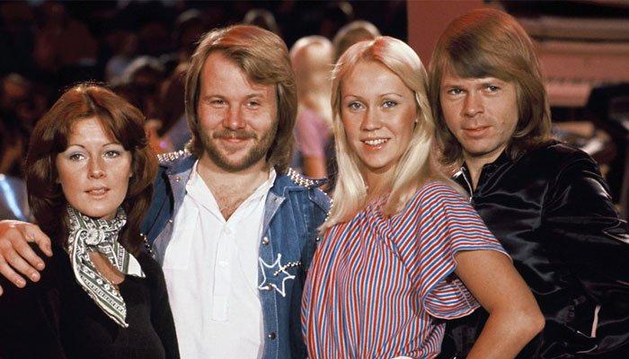 ABBA regresa a la lista de los 10 mejores sencillos de Gran Bretaña después de 40 años