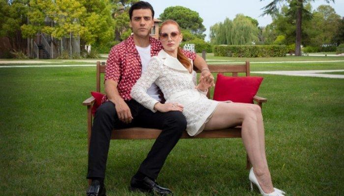 Jessica Chastain y Oscar Isaac interpretan a una pareja casada en una nueva miniserie de televisión