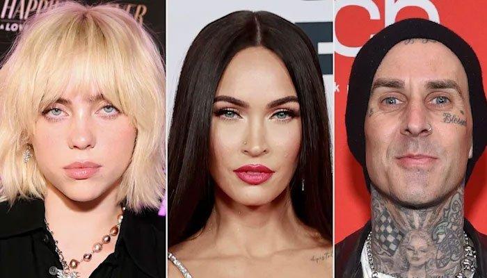 Billie Eilish, Megan Fox y Travis Barker participarán en los MTV VMA 2021