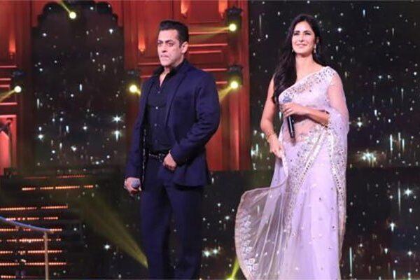 Salman Khan y Katrina Kaif llegan a Austria para el rodaje de 'Tiger 3'
