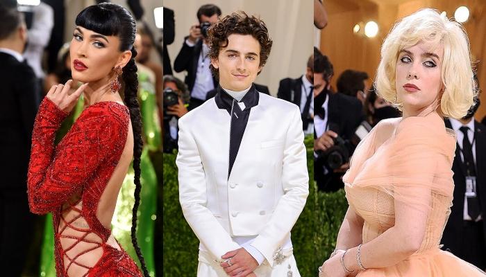 Met Gala 2021:muchas estrellas consagradas y otras que debutaron en la alfombra roja este año