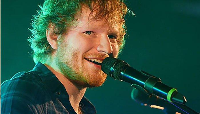 Ed Sheeran rompe récords en las listas de música con éxitos cautivadores