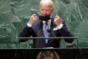 No más guerra fría: Biden dice que busca liderazgo global en temas importantes como el cambio climático