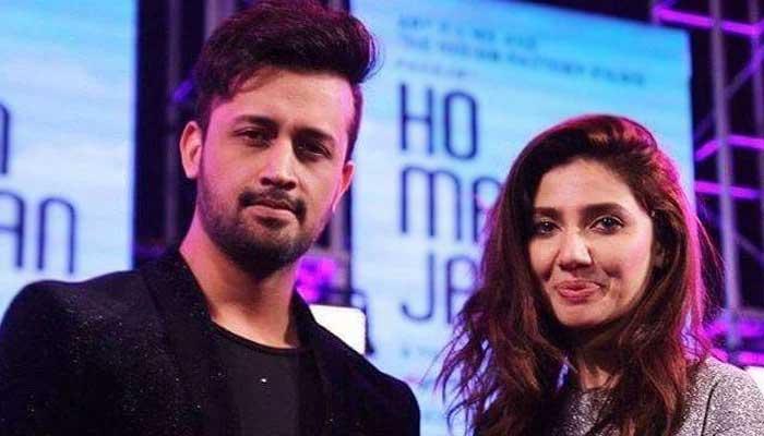 Atif Aslam revela la fecha de lanzamiento del video musical 'Ajnabi' con Mahira Khan