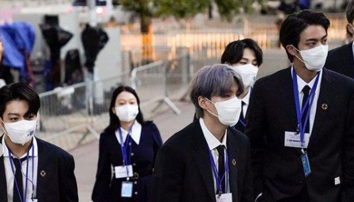 BTS pronuncia un discurso en el debate general de la ONU