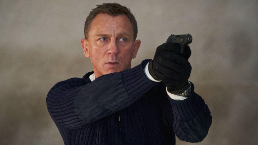 Daniel Craig nombrado Comandante honorario de la Royal Navy