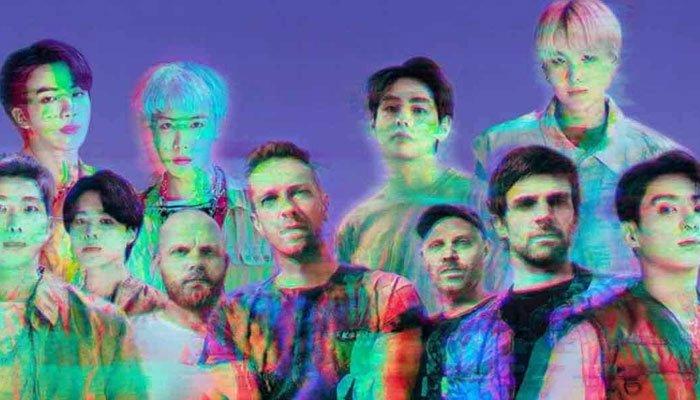 BTS y Coldplay colaboran para la pista 'My Universe