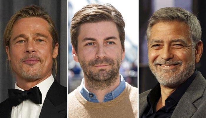 La nueva película de George Clooney y Brad Pitt escogida por Apple