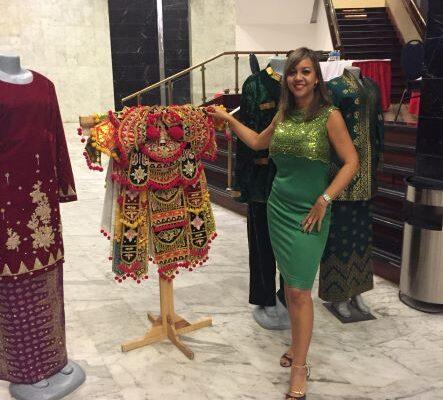 Ariadna Echenique: Mundo E&E es moda única y versátil con sello venezolano