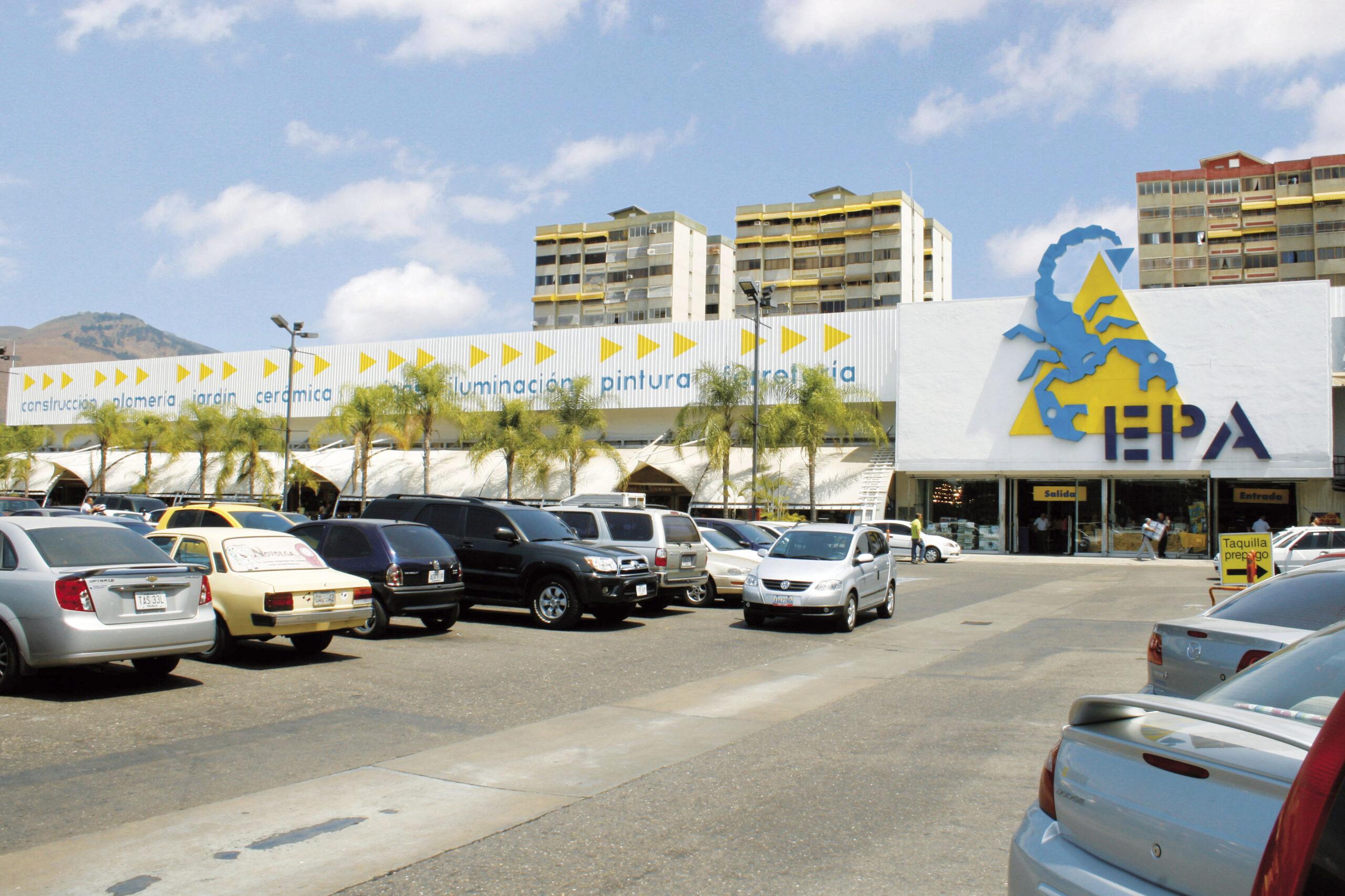 Red de tiendas EPA habilitadas como centros de acopio