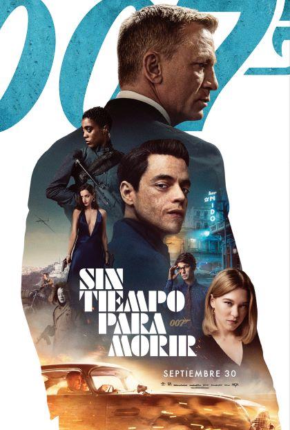 Universal Pictures Venezuela estrena Sin Tiempo Para Morir este 30 de septiembre
