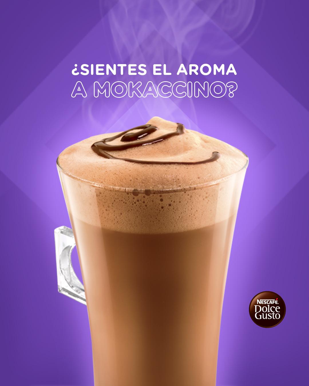 Mokaccino: Un café para los paladares más dulces