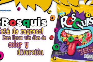 Rosquis®, una aventura monstruosa que regresó para toda la familia