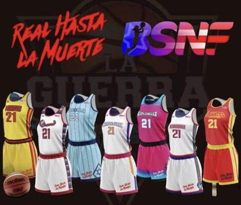 Anuel AA se convierte en patrocinador oficial de la Liga Nacional Superior de Baloncesto Femenino de Puerto Rico