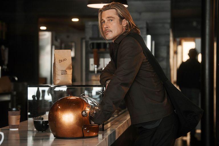 Brad Pitt es la nueva imagen de De'Longhi y se suma al mundo del café