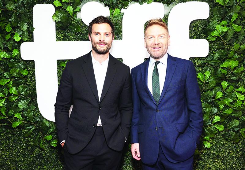 'Belfast' de Branagh aumenta las esperanzas de los Óscar con el premio de Toronto