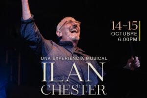 lan Chester Se Reencuentra Con Su Público En Caracas – jueves 14 y viernes 15 de octubre