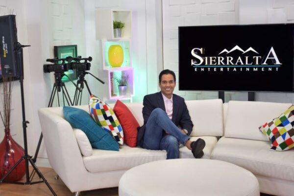 Javier Rondón anuncia nuevos proyectos de Sierralta Entertainment Group