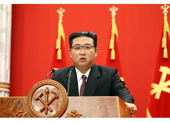 Estimado compañero Kim Jong Un pronuncia discurso en conferencia conmemorativa por 10 de octubre