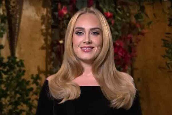 Adele deja a los fans emocionados mientras da adelantos de su nueva música