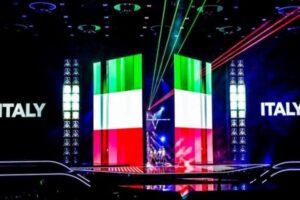 Turín acogerá el concurso de canciones de Eurovisión en 2022