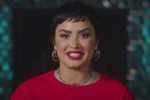 Demi Lovato lanza el video con la letra oficial del sencillo «Unforgettable»