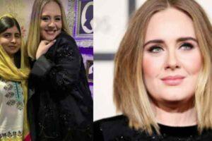 Malala felicita a Adele mientras la cantante británica lanza nueva canción 'Easy on Me'
