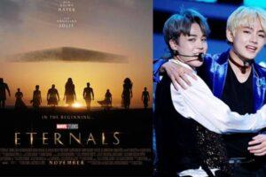Marvel confirma la selección de la canción «Friends» de BTS como OST de «Eternals»