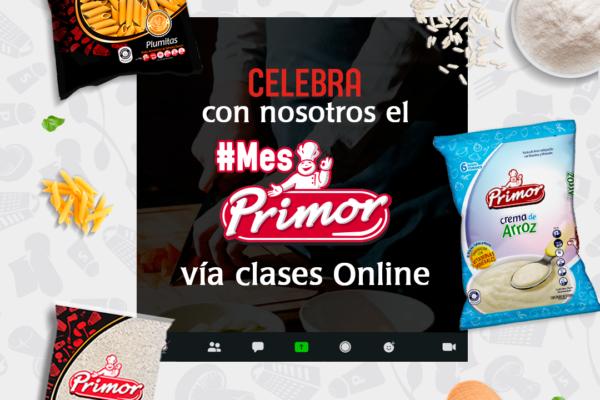 Primor Venezuela invita a celebrar el #MesPrimor en sus redes