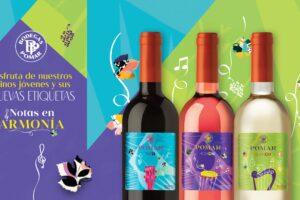 Bodegas Pomar innova con el estreno de etiquetas edición especial de sus vinos jóvenes