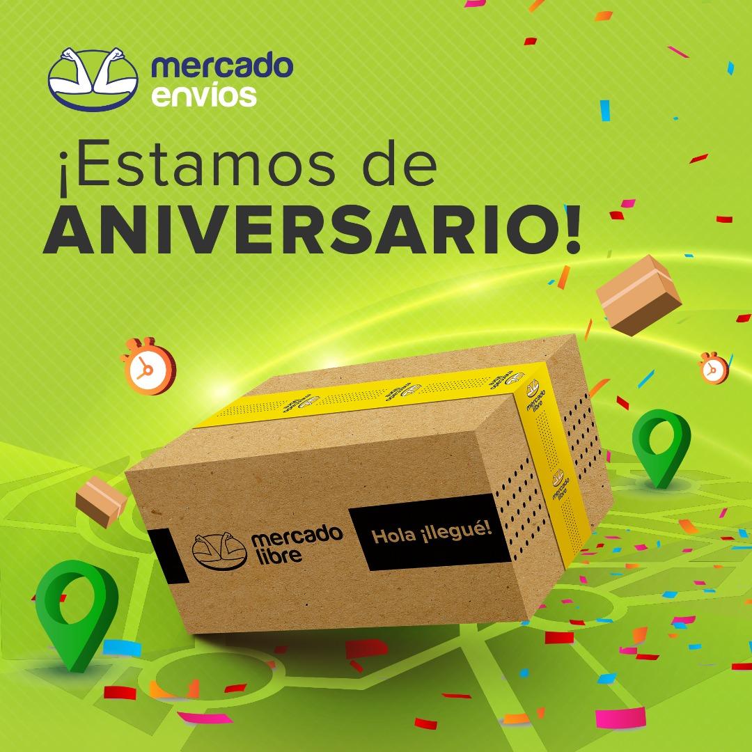Mercado Envíos cumple un año como la solución rápida y segura para el e-commerce venezolano