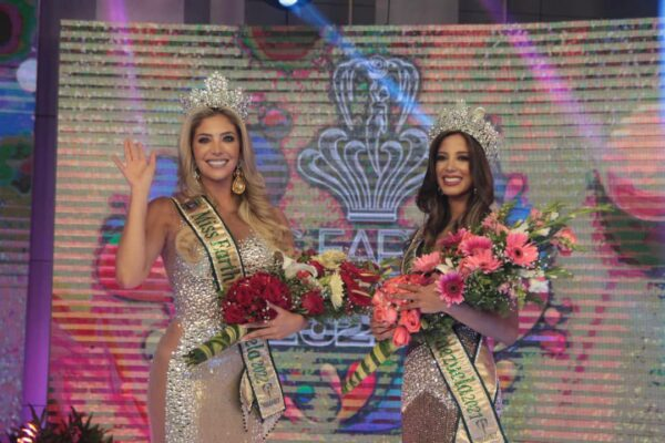 María Daniela Velasco es Miss Earth Venezuela 2021 y Elizabeth Gasiba es Miss Earth Venezuela 2022