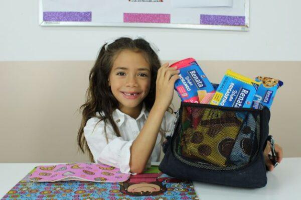 Renata te brinda sabor, diversión y nutrición en el regreso a clases