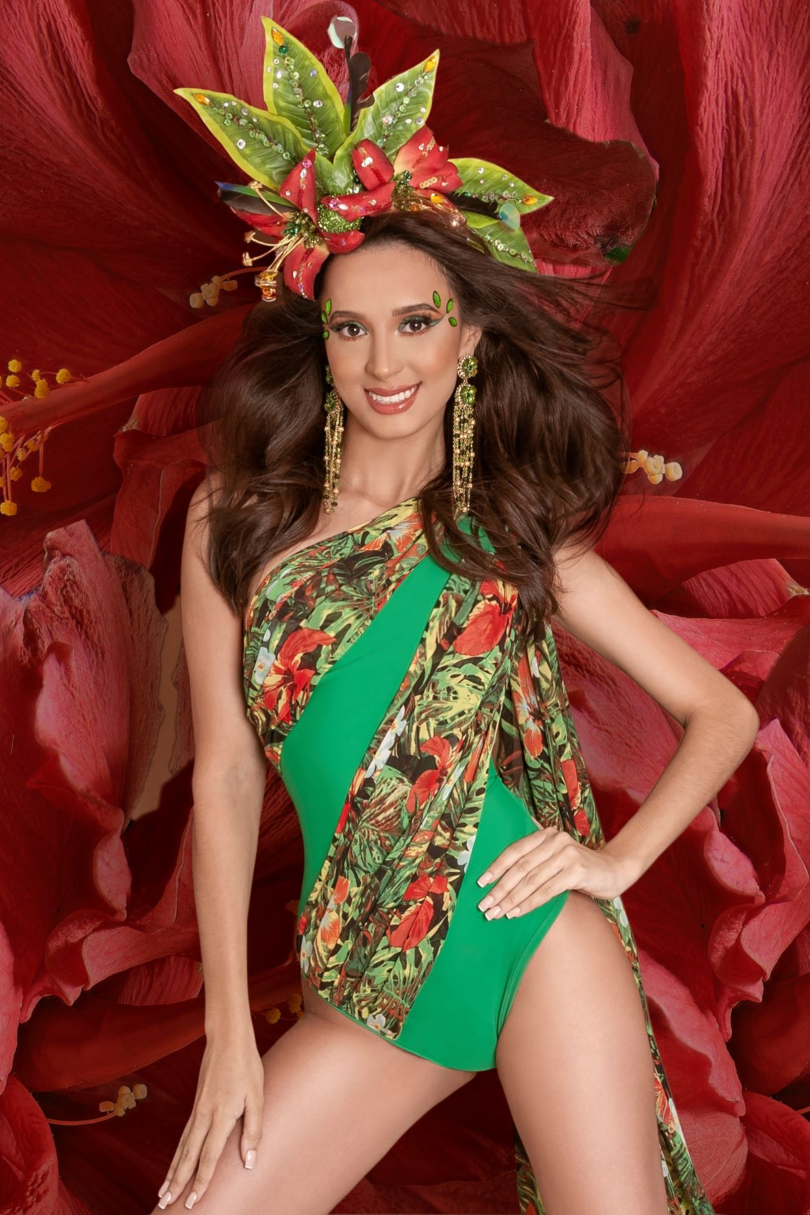 FOTOS OFICIALES DE MISS GRAND DISTRITO CAPITAL «DIVA THAI» INSPIRADAS EN  VENEZUELA Y TAILANDIA