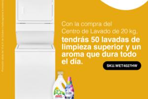 """Procter and Gamble Venezuela y Whirlpool se unen en la promoción """"Limpieza Superior"""" Recibidos"""