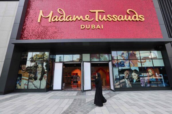 Madame Tussauds abre museo en Dubai