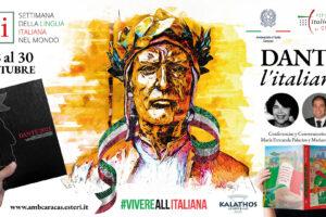 La XXI Semana de la Lengua Italiana en el Mundo celebra al poeta supremo Dante Alighieri